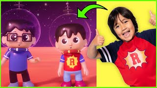 Ryan's Mystery Playdate NEW Animated Edition on Nickelodeon!