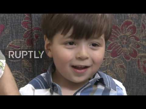 Syria: Father of Syrian boy Omran comments on iconic image of son