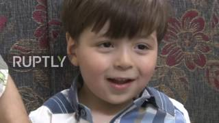Syria Father Of Syrian Boy Omran Comments On Iconic Image Of Son