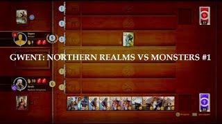 The Witcher 3: Gwint | Nördliche Königreiche vs. Monster