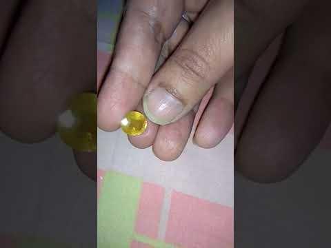 Better Bangkok Pukhraj Yellow Sapphire 1800/- per carat Kolkata Gemstones MB +919831780218