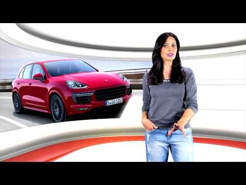 Porsche Cayenne GTS Faz Jus à Nomenclatura ''jipinho''e Chega Ao Brasil