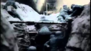 14 18 Le bruit   la fureur Tranchées obus gaz