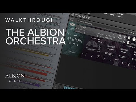 Walkthrough: Albion One, The Albion Orchestra