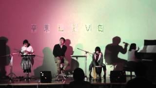 卒業ライブ2015 34曲目 風味堂の「恋の天気予報」です。