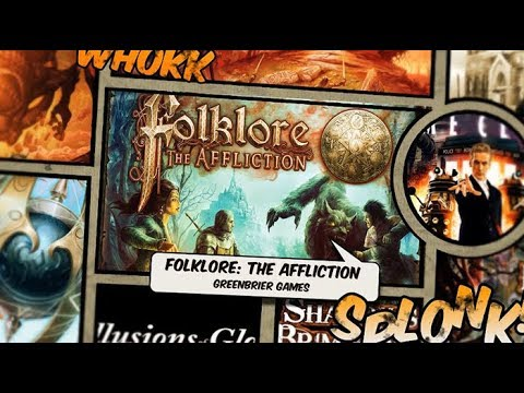 Outside the Box: 'Folklore: The Affliction' from Greenbrier Games
