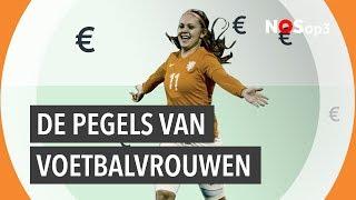 De pegels van voetbalvrouwen| NOS op 3