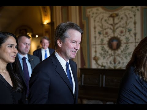 Where does Brett Kavanaugh stand on business issues and workers' rights?