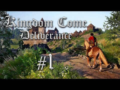 Kingdom Come Deliverance Gameplay German #1 (PC 60fps) Let's Play Kingdom Come Deliverance Deutsch