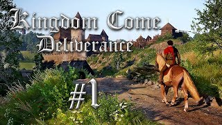 Kingdom Come Deliverance Gameplay German #1 (PC 60fps) Let