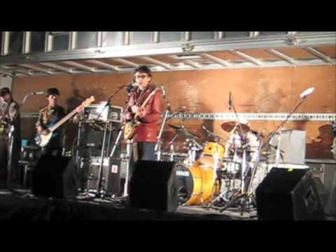 久保田麻琴と夕焼け楽団@京浜ロック音楽祭