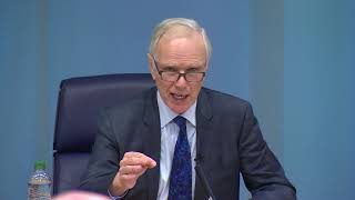 Philip Alston - Press Conference of the UN Special Rapporteur (FULL HD)