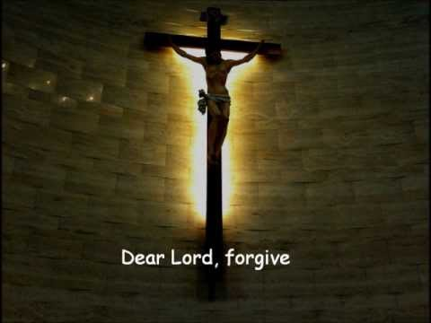 Dear Lord, Forgive (with lyrics) - M&S
