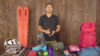 Ski Gear - Backcountry Skiing 101