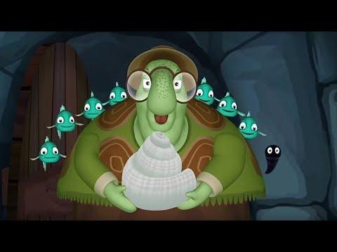 Лунтик | Всё о рыбах 🐟🐟🐟 Сборник мультфильмов для детей