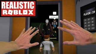 Realistic Roblox - THE ELEVATOR SOURCE IN ROBLOX! (ROBLOX CRAZY ELEVATOR)