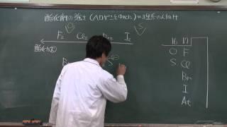 【化学基礎】酸化還元反応⑦(2of2)~酸化剤の強さ~