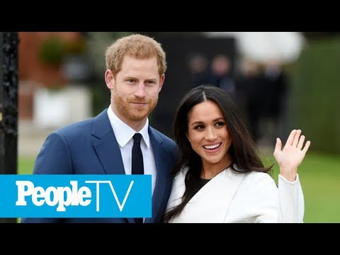 Prince Harry And Meghan Markle Forced To Leave Home Due To Paparazzi Helicopter | PeopleTV