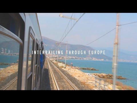 Interrail 2015   Interrailing Through Europe