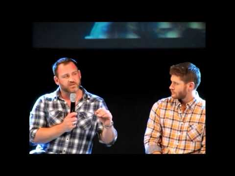 Supernatural Con with Jensen Ackles and Ty Olsson Full length!