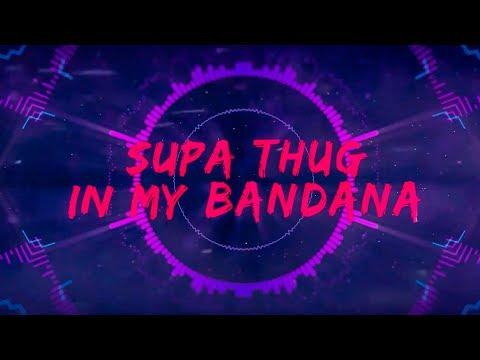 Dirty Audio & BL3R - Bandana (ft. Young Buck) [Official Lyric Video]