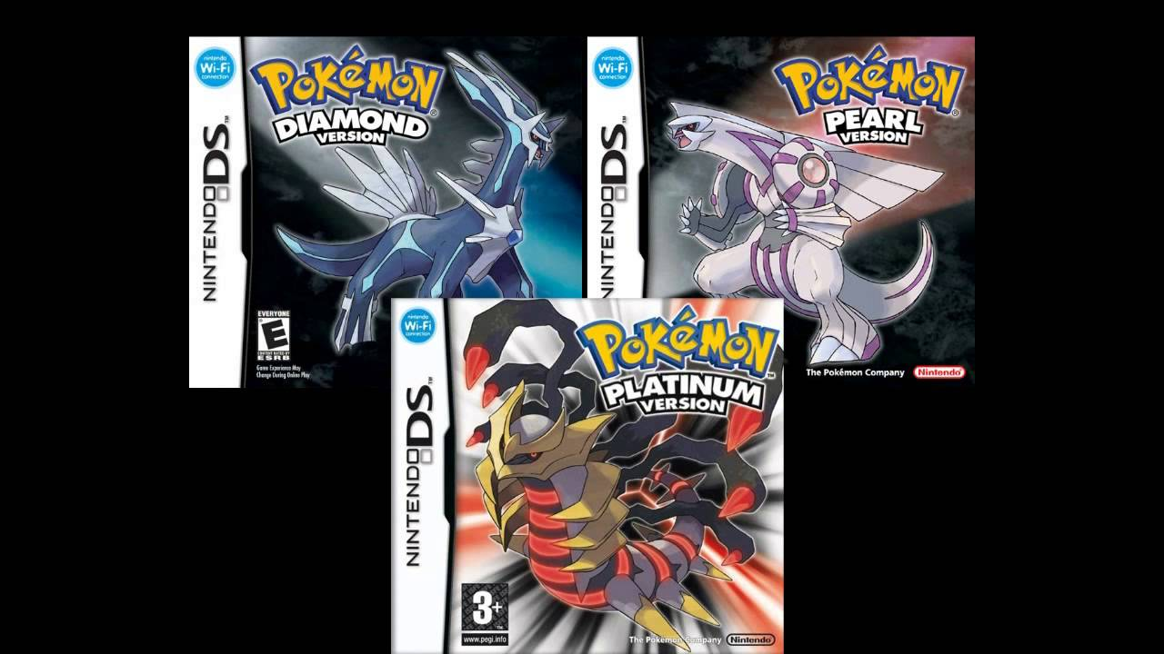 how to watch all of pokemon diamond and pearl