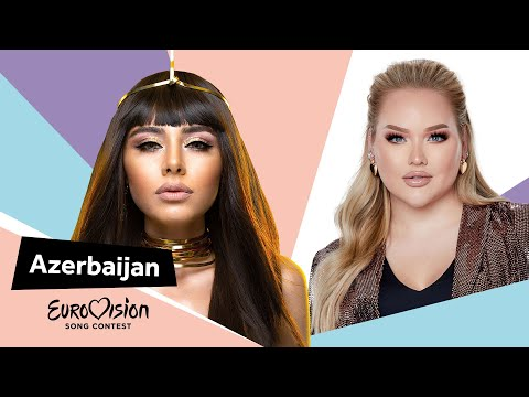 Eurovisioncalls Efendi - Azerbaijan 🇦🇿 with NikkieTutorials