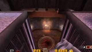 Quake 3 Arena Gameplay