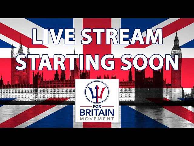 For Britain Live: 13th September 2021 at 8pm GMT