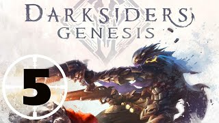 Darksiders Genesis - Cap. 05 - Cámara infernal