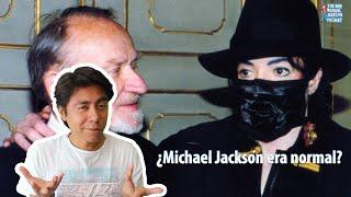 ¿Michael Jackson era normal?