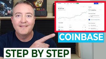 COINBASE TUTORIAL - Buy and Sell BITCOIN EASILY!
