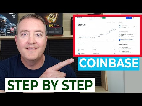 COINBASE TUTORIAL - Buy And Sell BITCOIN EASILY!