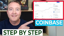 COINBASE TUTORIAL - [Buy and Sell BITCOIN EASILY!]