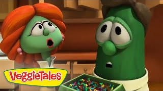 VeggieTales: Where Have All the Staplers Gone? Silly Song