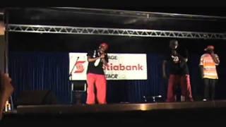 Mcmello burundi bwacu (The sound ambassadors live performence superex) burundi music 11/12