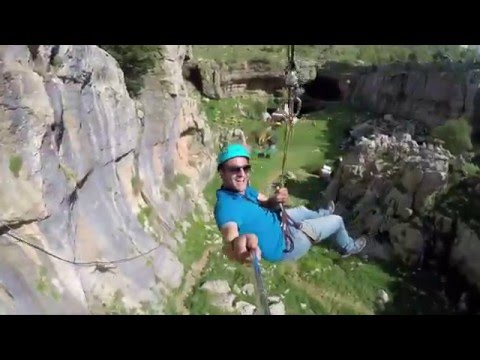 Travel to Lebanon - Akoura and Tannourine