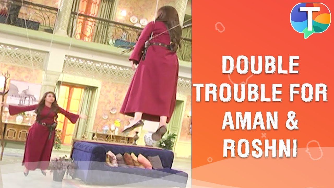 Download Yehh Jadu Hai Jinn Ka | Double Trouble for Roshni and Aman | 11th March 2020