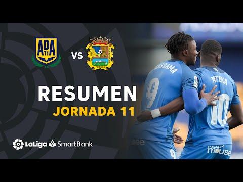 Alcorcón CF Fuenlabrada Goals And Highlights