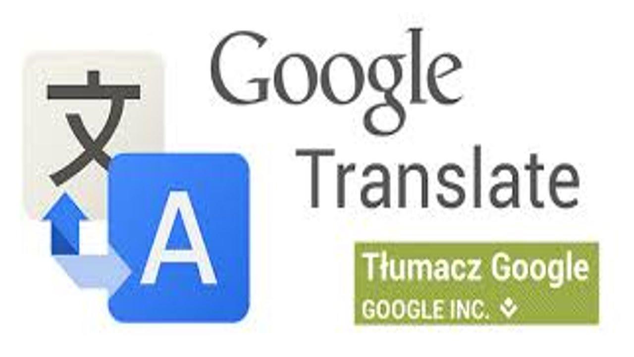 Tłumacz Google Czyta Wiersze Julian Tuwim Lokomowywa
