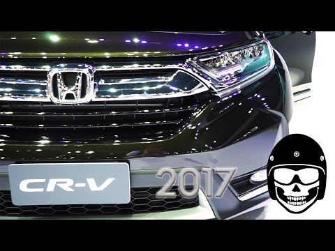 All New Honda CR-V 2017 Indonesia
