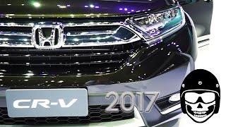 All New Honda CR-V 2017 Indonesia