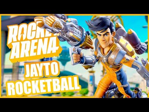 Jayto Rocketball Gameplay! Rocket Arena |