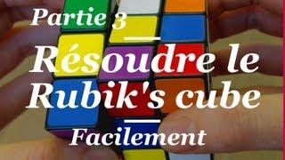 comment faire 6 faces au rubik's cube