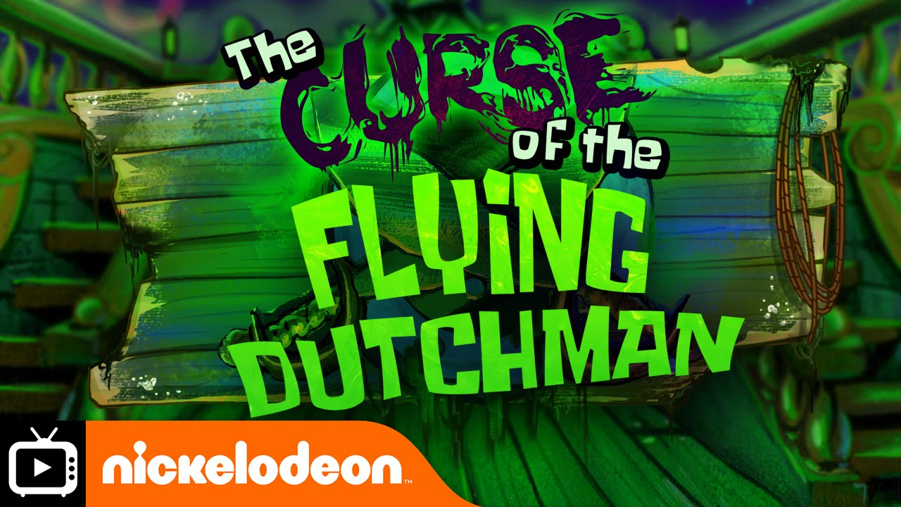 Spongebob and The Curse of the Flying Dutchman - Play Free ...