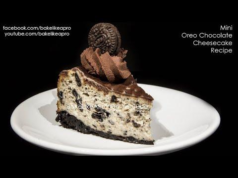 super-yummy-mini-oreo-chocolate-cheesecake-recipe