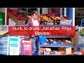 Hunk to drunk: Jonathan Rhys Meyers