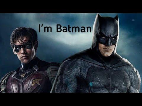 Я Бэтмен / на английском | I'm Batman
