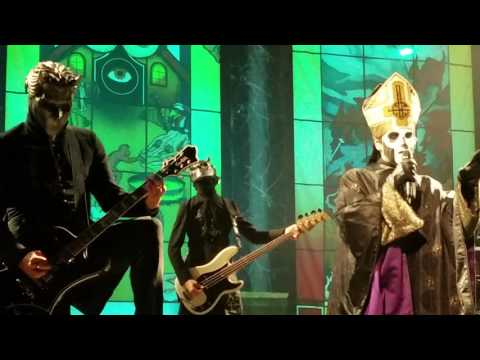 Ritual | Ghost Live @ Talking Stick Resort Arena, Phoenix, AZ (06/28/17)