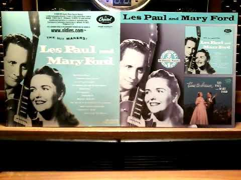 Les Paul & Mary Ford - I'll See You In My Dreams
